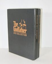 The Godfather DVD Collection 2001, 5-Disc Set Godfather Part I, II, III & Bonus