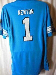Carolina Panthers Cam Newton #1 Men's Majestic Jersey