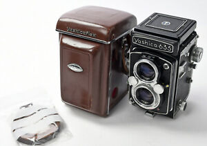 Yashica 635 TLR Camera 75mm f3.5 Yashicor Lens + Original case