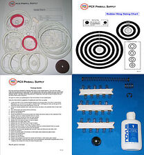 1972 Williams Swinger Pinball Tune-up Kit