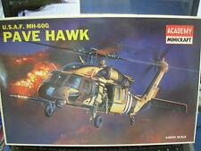 ACADEMY 1:48 KIT ELICOTTERO PAVE HAWK  U.S.A.F. MH-60G   ART  2139