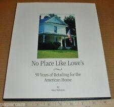 Lowe's American Home Improvement Hardware Store History North Wilkesboro NC NEW