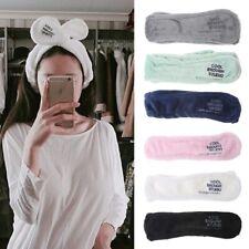 Bath Shower Plush Hairband Makeup Headband Wash Face Hair Band Hair Accessories
