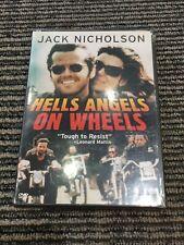 Hells Angels On Wheels (DVD, 2003) NEW SEALED Jack Nicholson Adam Roarke Scharf