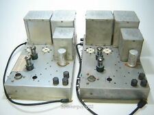 Pair of Vintage Allen Organ 75 Mono Tube Amplifiers / KT