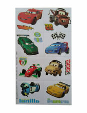 KIDS Temporary Tattoo CARS Great for Party Bags