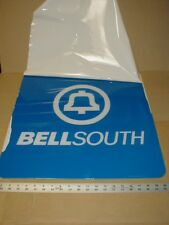 BellSouth Bell South old telephone phone booth original NOS LG sign unused 21""
