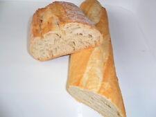 Weißbrot nur 10/% Zugabe Kg 7,00 € Baguettemix 500 g auch für Chiabatta u