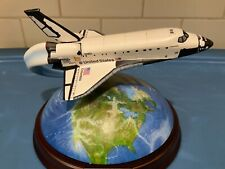 "Danbury Mint - Space Shuttle Columbia ( Sts-107 ) Come's in the ""Original Box"""