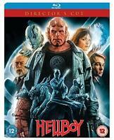 Hellboy [Blu-ray] [2004] [Region Free] [DVD][Region 2]