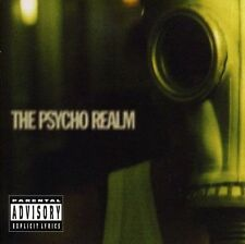 The Psycho Realm by The Psycho Realm (CD, Ruffhouse) NEW