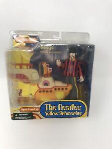 The Beatles Yellow Submarine Ringo with Yellow Submarine Spawn MacFarlane 2004