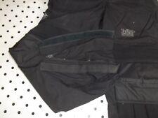Mens JTS teflon waterproof motorcycle trousers W34 leg 28 black