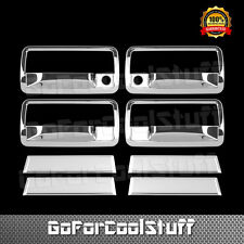 For 1998~06 Chevy S10 Blazer Chrome 4 Door Handle Covers