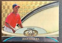 JEAN SEGURA 2011 Bowman Platinum Prospects 1/1 SUPERFRACTOR Test Proof SP 1/1