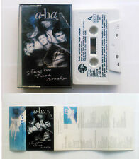 a-ha ‎– Stay On These Roads SPAIN EDITION 1988
