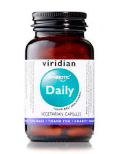 Viridian Synerbio Daily Probiotic 90 Capsules - formerly Synbiotic Daily