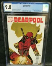 Deadpool #900 (2009) Dave Johnson Cover CGC 9.8 White Pages B868