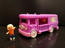 Vintage Polly Pocket Stable On The Go 1993 with figure By Bluebird toys
