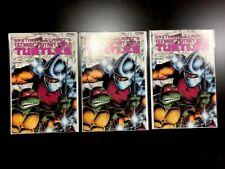 Teenage Mutant Ninja Turtles #10 (3 Books) High Grades - NM (1)
