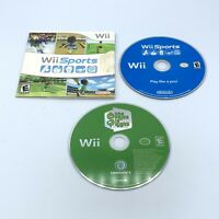 Wii Sports & Price Is Right Bundle (Nintendo Wii, 2006) Games Tested