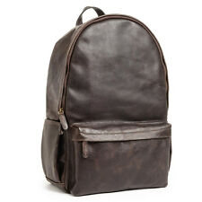 ONA Clifton Leather Backpack in Truffle - Timeless Handcrafted Quality ->NEW!