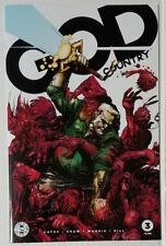 God Country #3 Variant Cover B Image Comics 2017