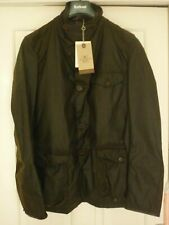 Barbour beacon commander  sports Waxed Jacket , size xl