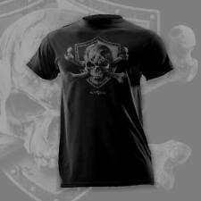 SA CO BLACKOUT SHORT SLEEVE COTTON SHIRT   SIZE LARGE/Salt Armour Shirt/Fishing