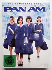 PAN AM - Die komplette Serie [4 DVDs] mit Margot Robbie, Christina Ricci - Neu