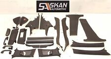 MERCEDES C CLASS 204 07-14 GENUINE BLACK HEADLINING SURROUND TRIM KIT