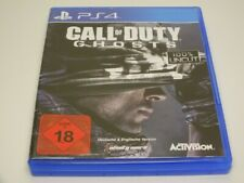 !!! PLAYSTATION PS4 SPIEL Call of Duty Ghosts USK18 GUT !!!