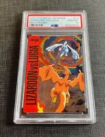 Pokemon PSA 10 Charizard vs Lugia Meiji Promo Japanese #13 - Gem Mint