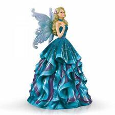 NENE THOMAS Loving Brilliance Ovarian cancer Fairy Figurine NEW