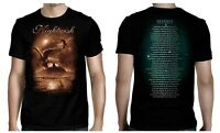NIGHTWISH cd cvr WISHMASTER / DECADES TOUR Official SHIRT LAST SMALL New OOP