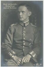 AK Kampfflieger Leutnant Hartmuth Baldamus (Wespe) Sanke 390 (S202)