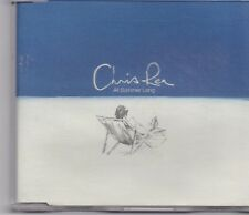 Chris Rea-All Summer Long promo cd single