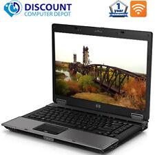 "HP 14.1"" LAPTOP COMPUTER NOTEBOOK PC | INTEL 4GB 160GB HD DVD WIFI | WINDOWS 10"