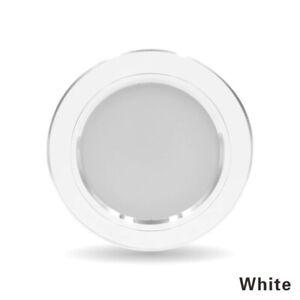 10pcs LED Downlight 220V Ceiling Light Round LED Panel Light Spotlight Indoor Ho