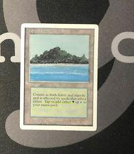 1 Tropical Island (#2548) - Unlimited Land MtG Magic 93/94 Old School Rare 1x x1