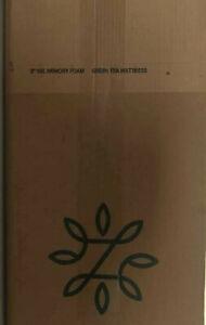 "Zinus 8"" Twin Gel Memory Foam Plush Mattress Green Tea Infused Twin"