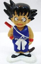 Dragon Ball GOKU in plastica semidura con basetta cm. 5,5
