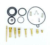 2FastMoto Honda Carb Carburetor Repair Rebuild Kit CT110 Trail 110 1986 & Later