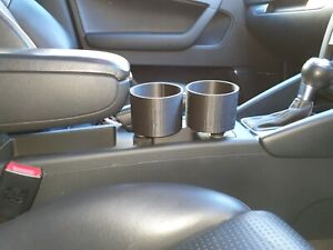 Audi A3 S3 8P double cup holder