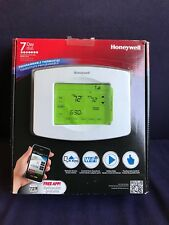 Honeywell WiFi Thermostat RTH8580WF, 0-85267-55675-0, nisb, new, white, touch