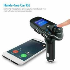 FM Transmitter Wireless Bluetooth Car Kit MP3 Player USB Adapter Charger H3L6