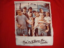 The Sandlot Movie You're Killing Me Smalls Funny Throwback Red T Shirt Size L