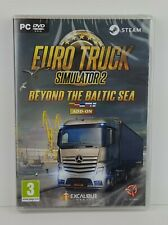 EURO TRUCK SIMULATOR 2 BEYOND THE BALTIC SEA ADD-ON - PC - NUOVO FACTORY SEALED