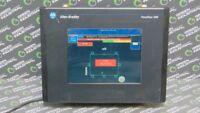 USED Allen Bradley 2711-T10C15 PanelView 1000 Operator Interface Ser C Rev. C NC