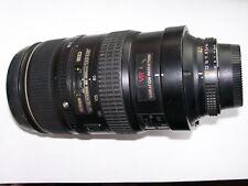 Nikon 80-400mm F/4.5-5.6 D AF VR  ED Nikkor Zoom Lens